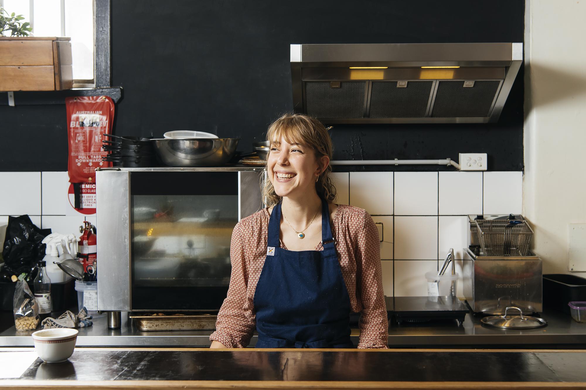 Chef Ella Mittas