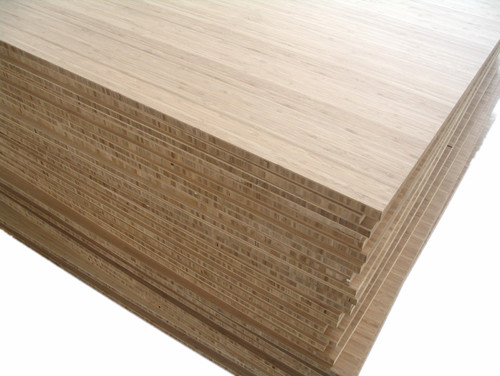 Bamboo Panels carbonised vertical