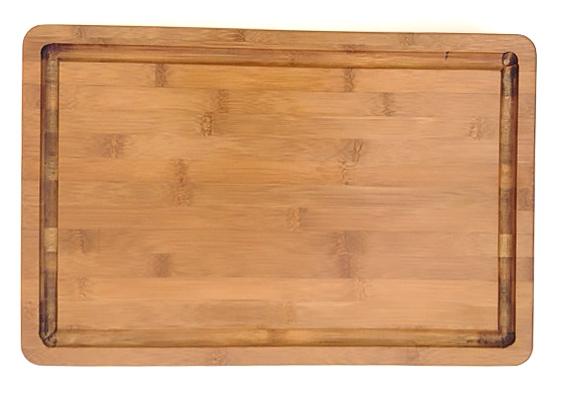 Bamboo Chopping Board -46.5cm x 30cm x 4cm