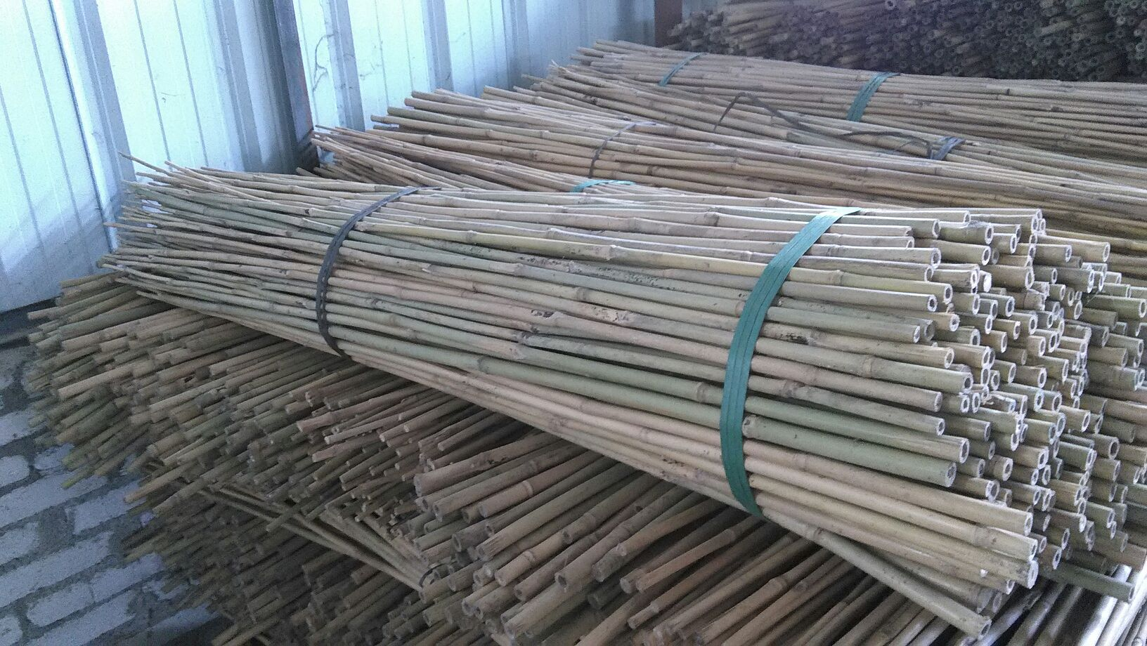 Bamboo Poles Amp Stakes Brightfields Natural Trading Company