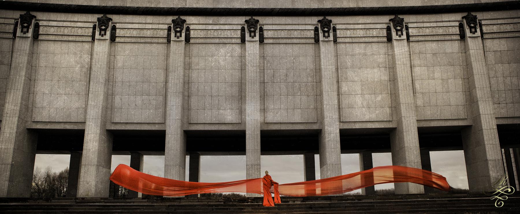 """""""Быть свободной""""  На фото:  С.Кутукова   Автор:  Р.Аханкина"""
