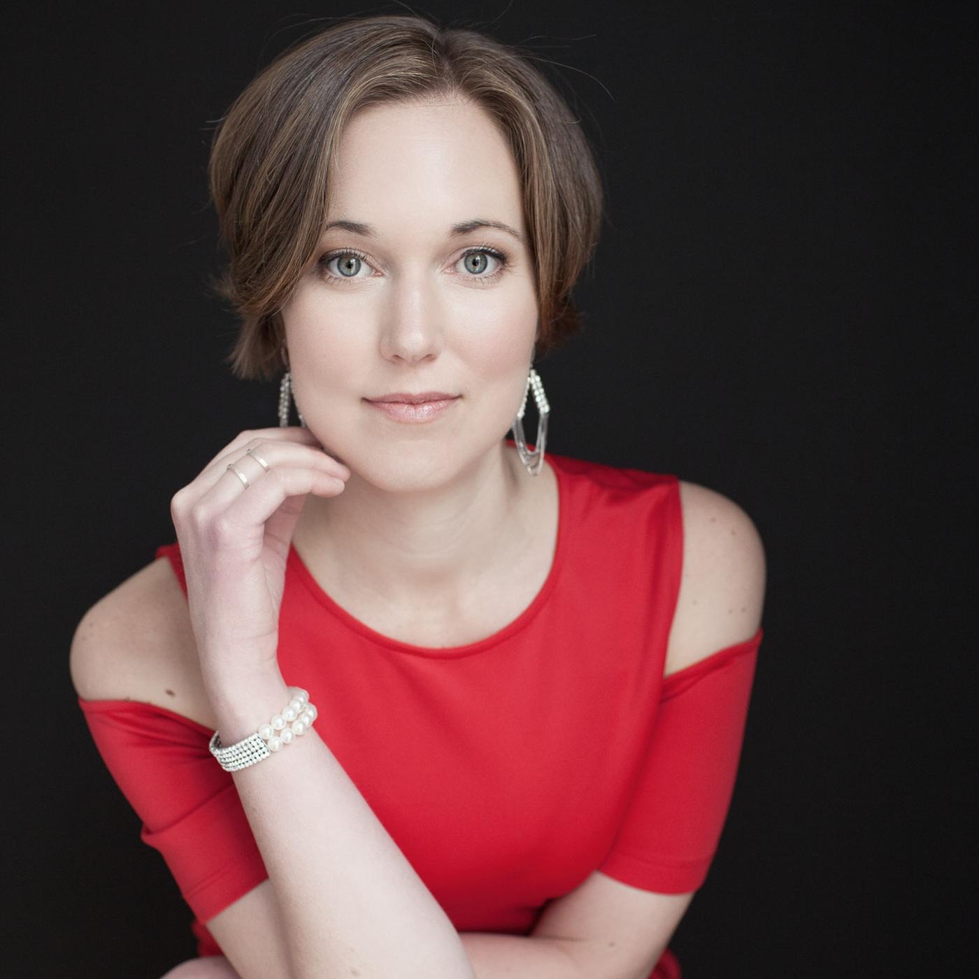 Business Portrait for Women Victoria BC