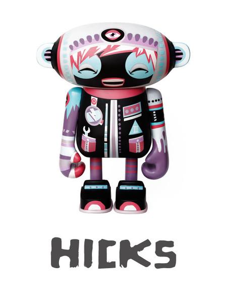 Dudebox - Hicks design