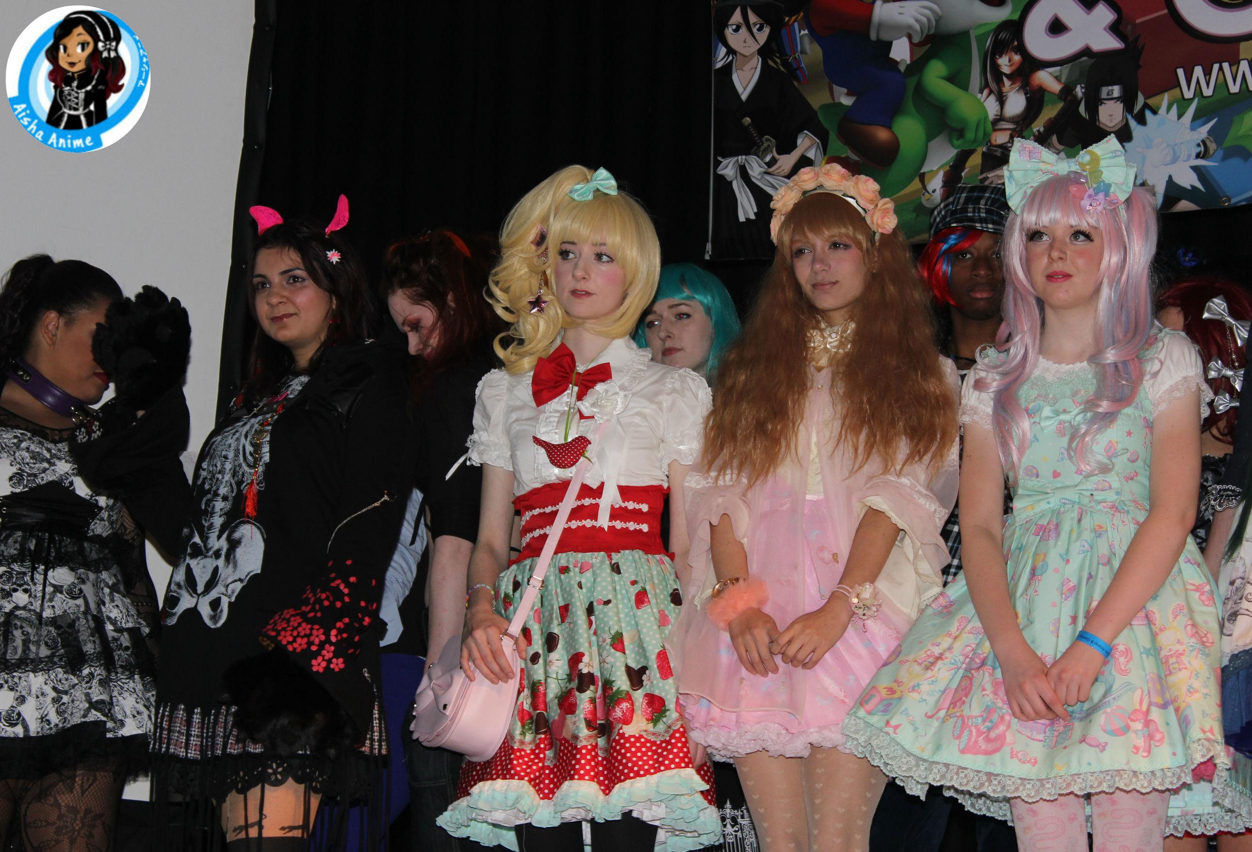 Otaku Fashion show 2014
