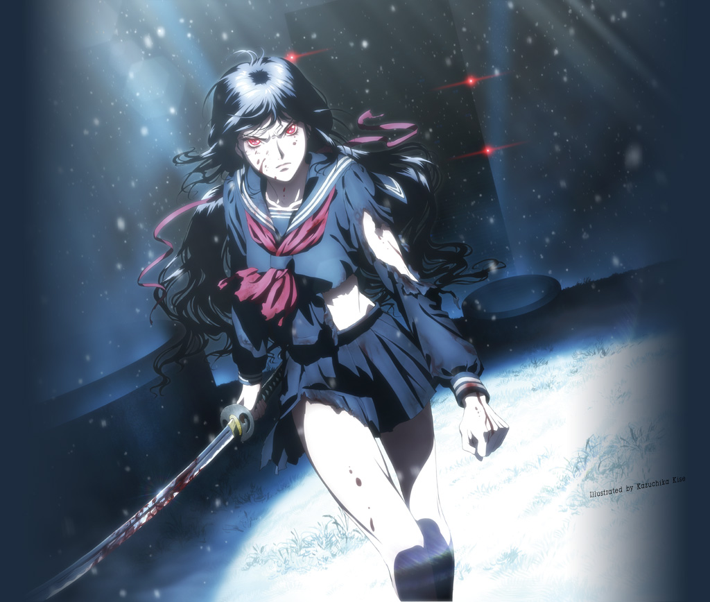Anticipated anime  Blood-C: The Last Dark