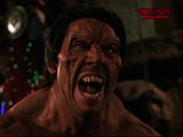Danny Trejo As a Vamp 1996 From Dusk Til Dawn.