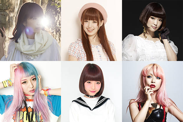 Hyper Japan Kawaii models