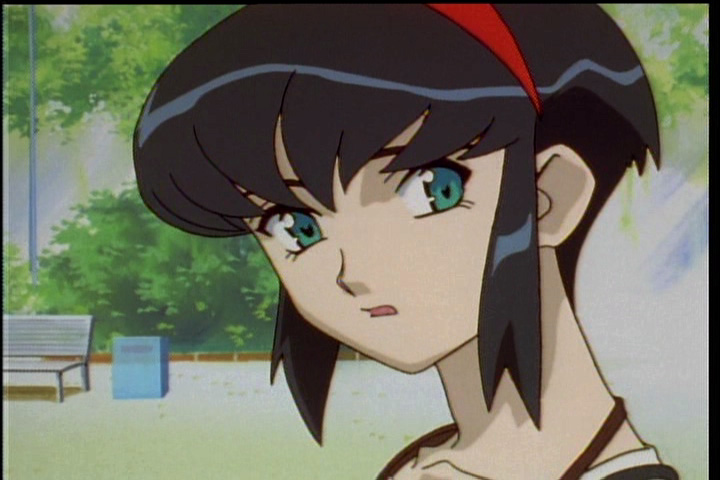 What? All the Tenchi fans hate me? But what did I ever do to them? Oh.....right.....