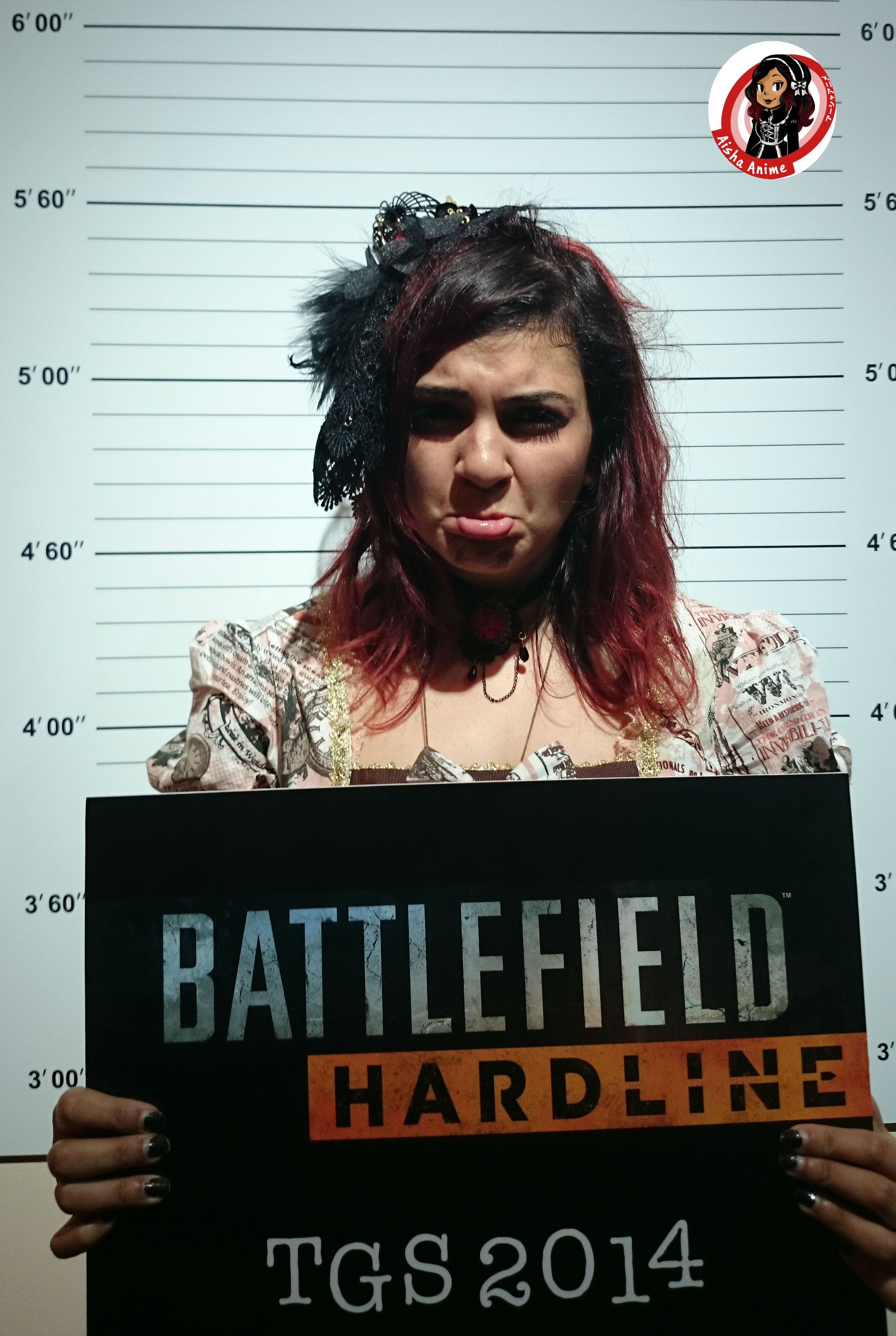 battlefield mug shot