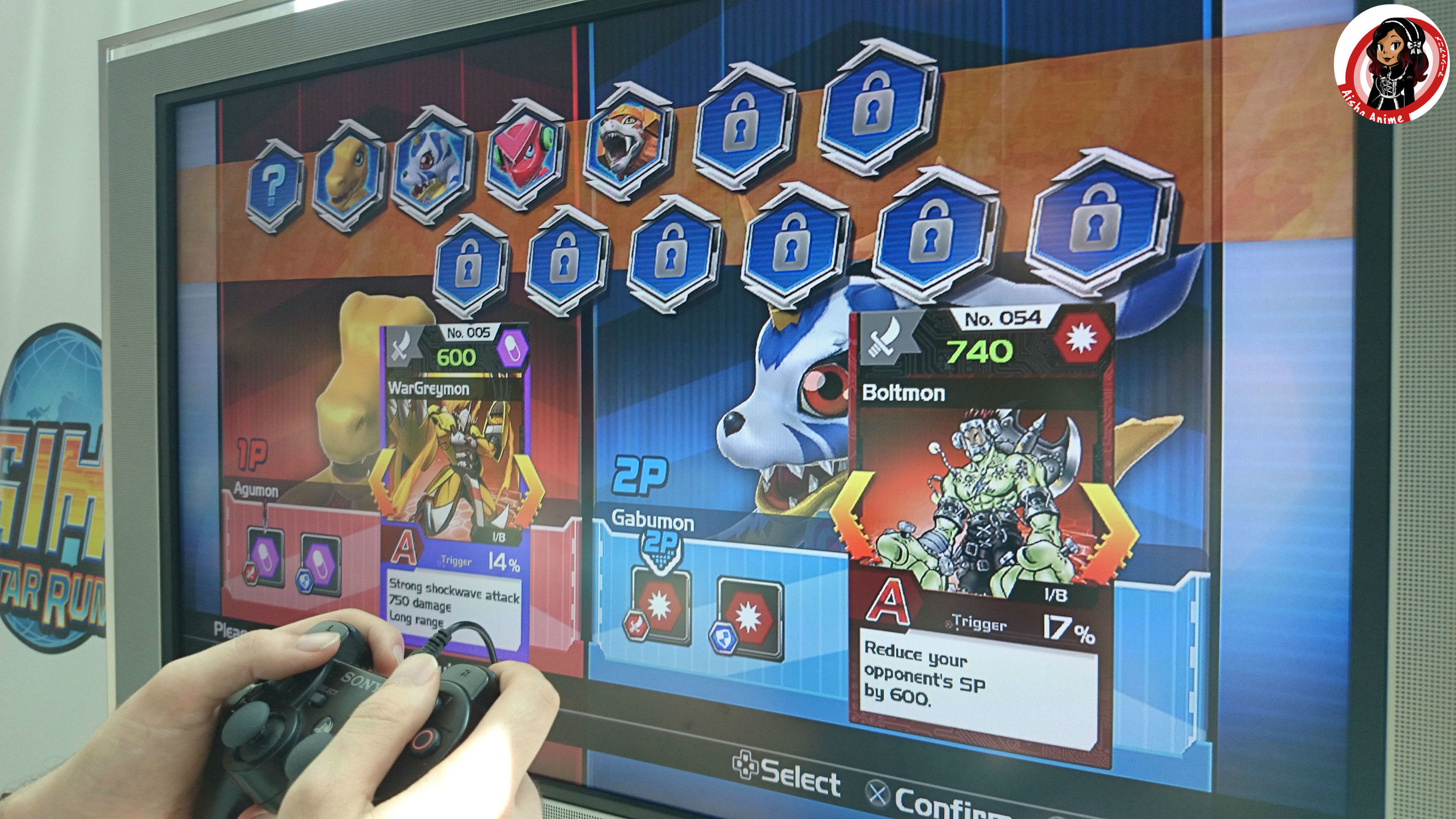 Digimon    All Stars Rumble
