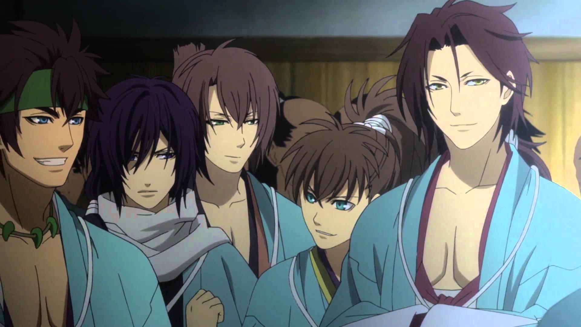 The Shinsengumi