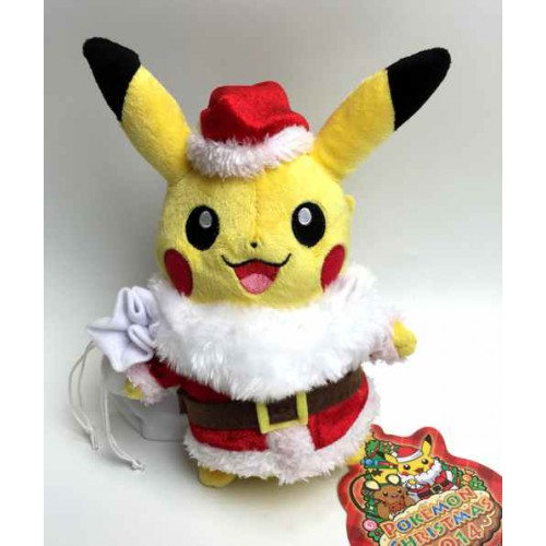 pokecenter sant pikachu 2014
