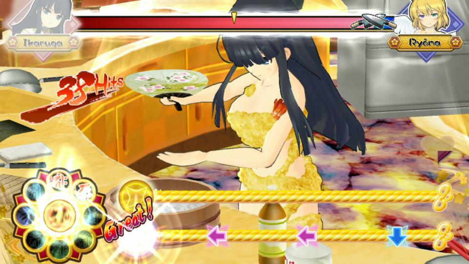 senran kagura bon app prawn dress