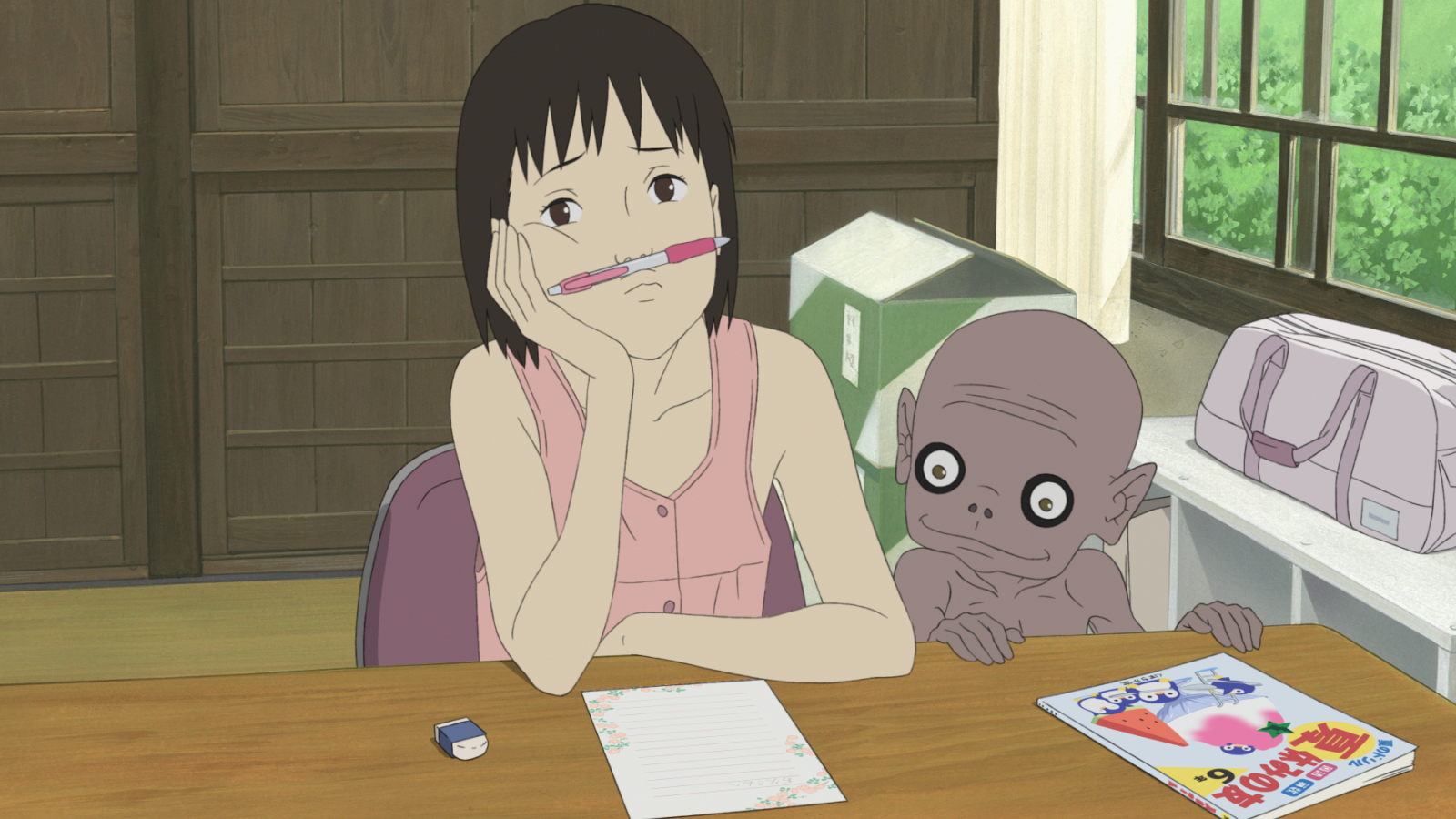 Anime: A Letter to Momo