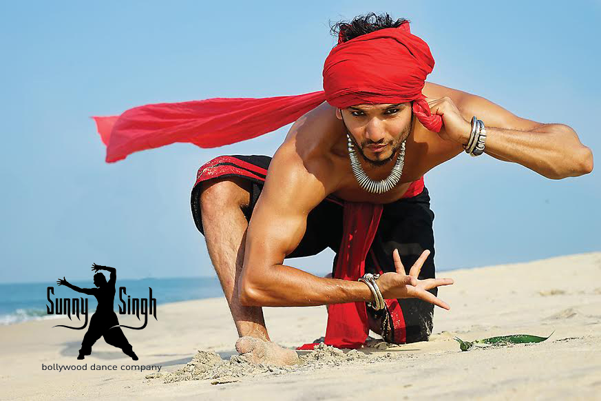 Sunny Singh will be performing a Bollywood dance