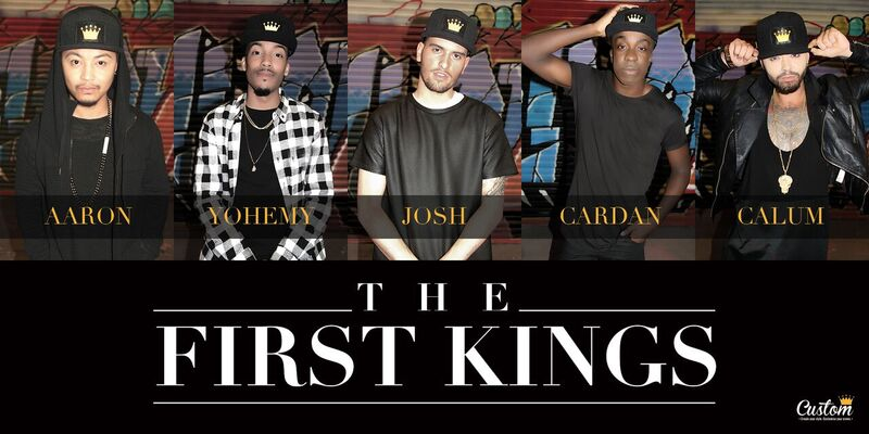 the first kings