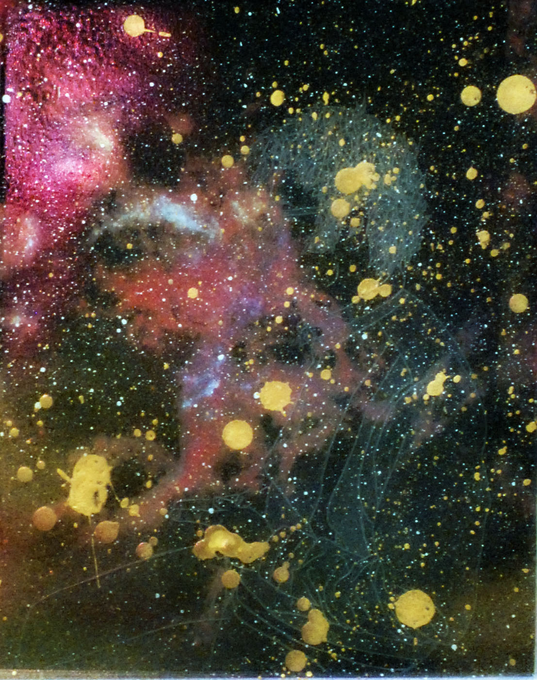 Lucid Intervals: Space Shot