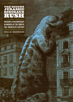 Another excellent volume on the history of Mesozoic dinosaur palaeontology:   Paul Brinkman's 2010  The Second Jurassic Dinosaur Rush   .   My review of this book can be found here   (at the paywalled and utterly useless no-man's land that is the SciAm blogs site). Image:   Brinkman (2010)  .