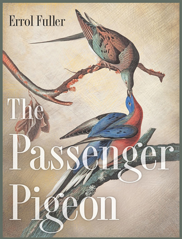 Cover, featuring John James Audubon's illustration from  The Birds of North America . Credit: fair use.