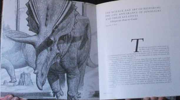 Greg Paul's 1987 article from  Dinosaurs Past and Present, Volume II  remains one of the best guides to the life appearance of extinct archosaurs, even though it's now substantially dated. John Conway and I aim to produce a volume that 'replaces' it at some point; meanwhile there's Mark Witton's excellent  The Palaeoartist's Handbook  (which will be reviewed here at TetZoo soon). Image: Darren Naish.