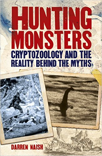 In which I tried to develop a sociological or anthropological view of cryptids - Nessie included - as icons embedded within culture. The softback version was preceded by a 2016 digital one (which has a different cover). Image:   Naish (2017)  .