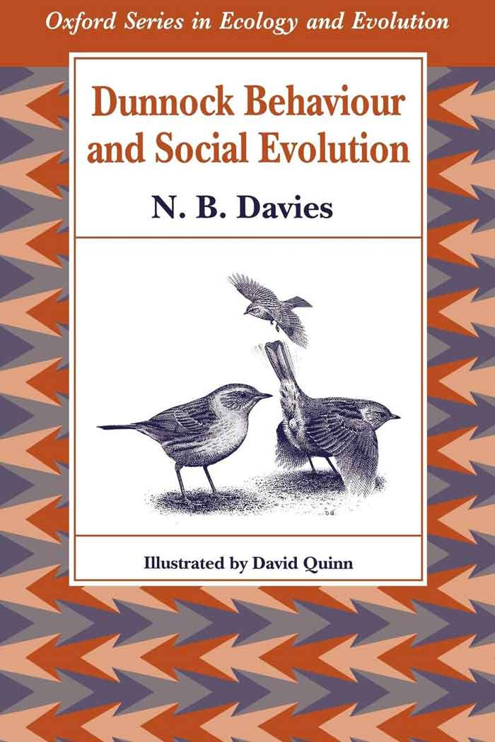 Nick Davies's 1992 book   is the classic work on these birds. Hey, there's that illustration by David Quinn again.
