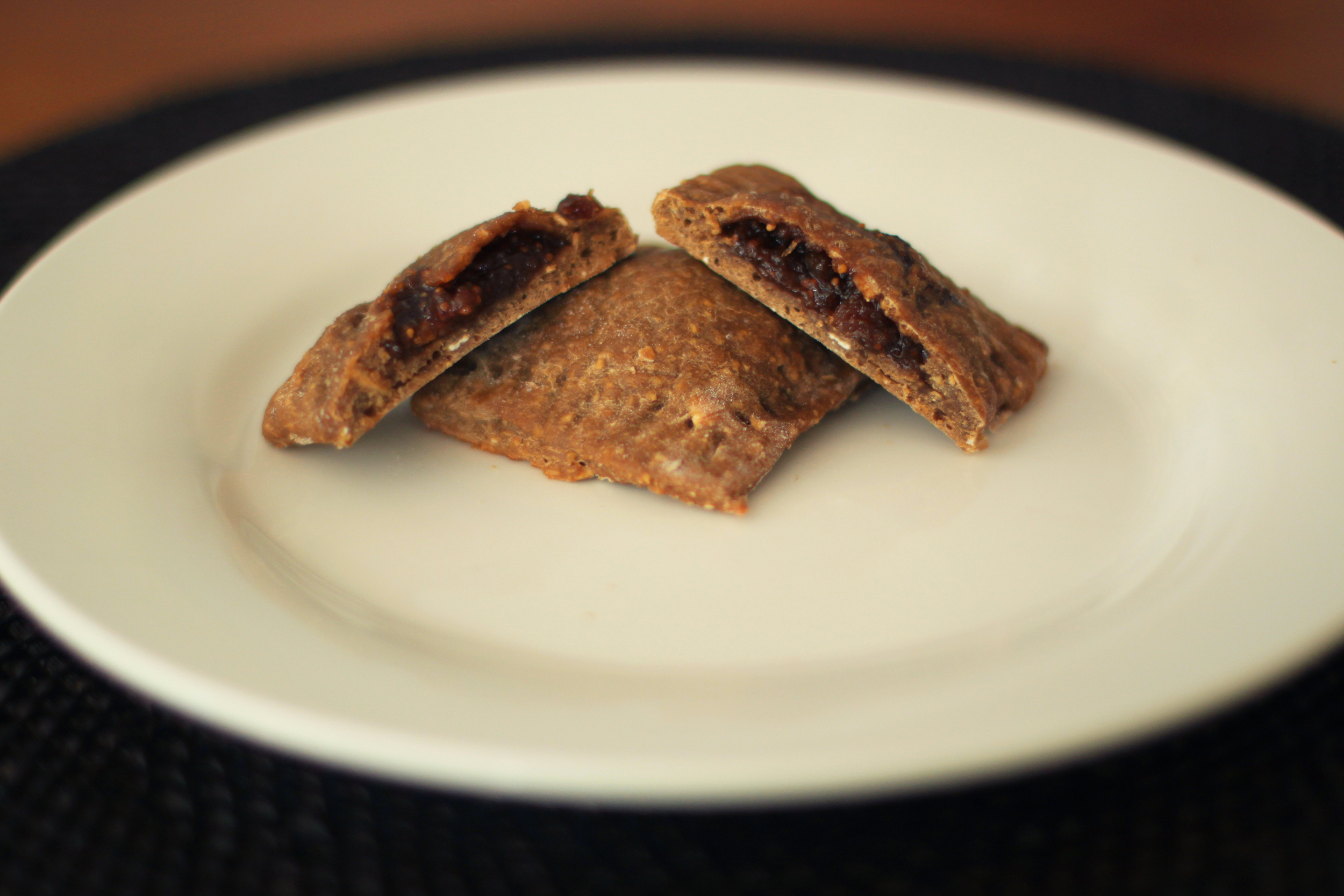 Molasses and Fig Breakfast bars for Toddlers