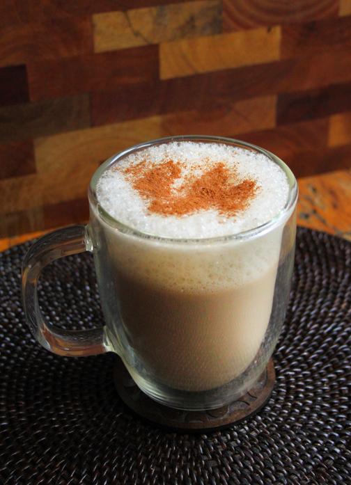 Soy Chai Tea Latte