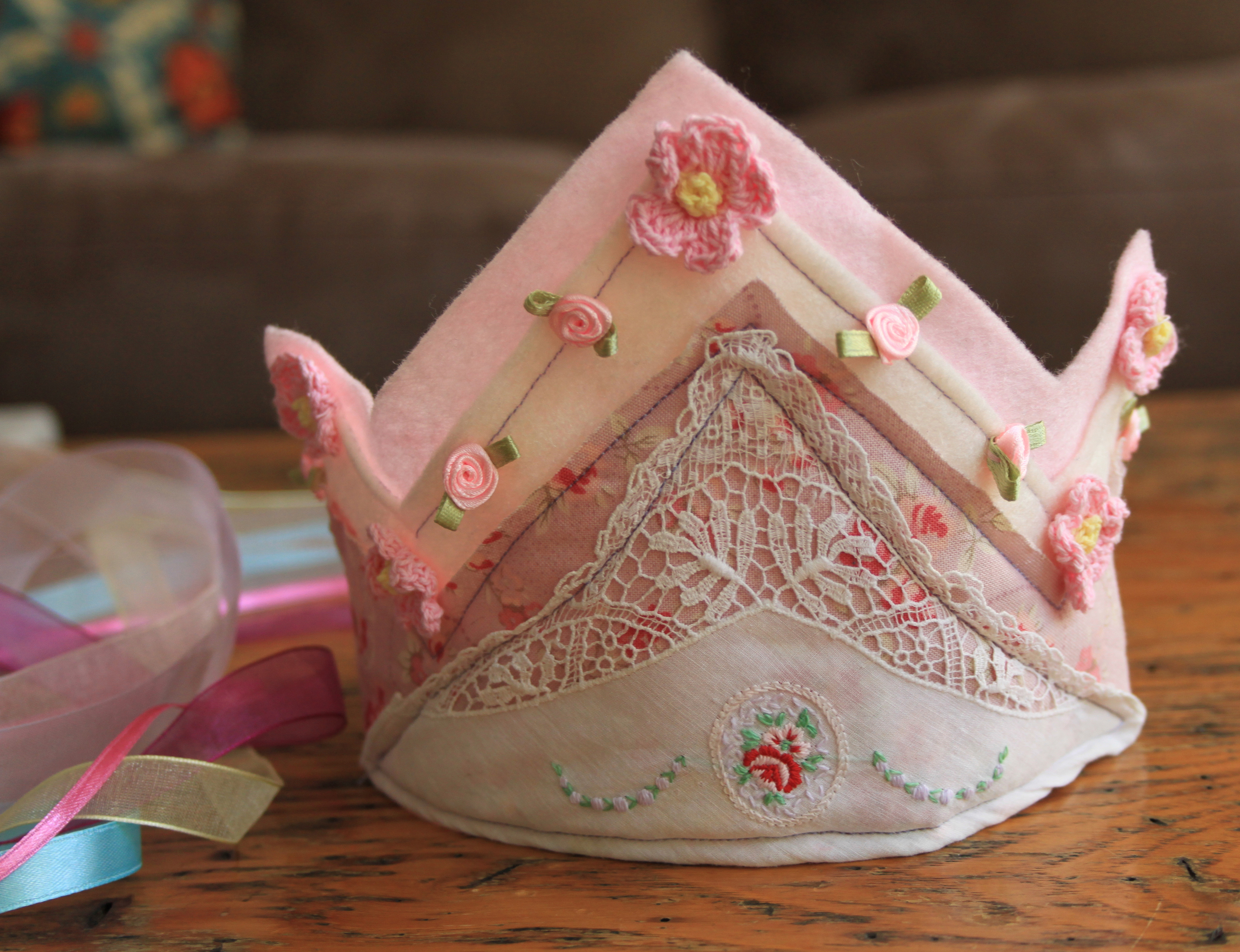 How to Make a Birthday/ Princess Crown
