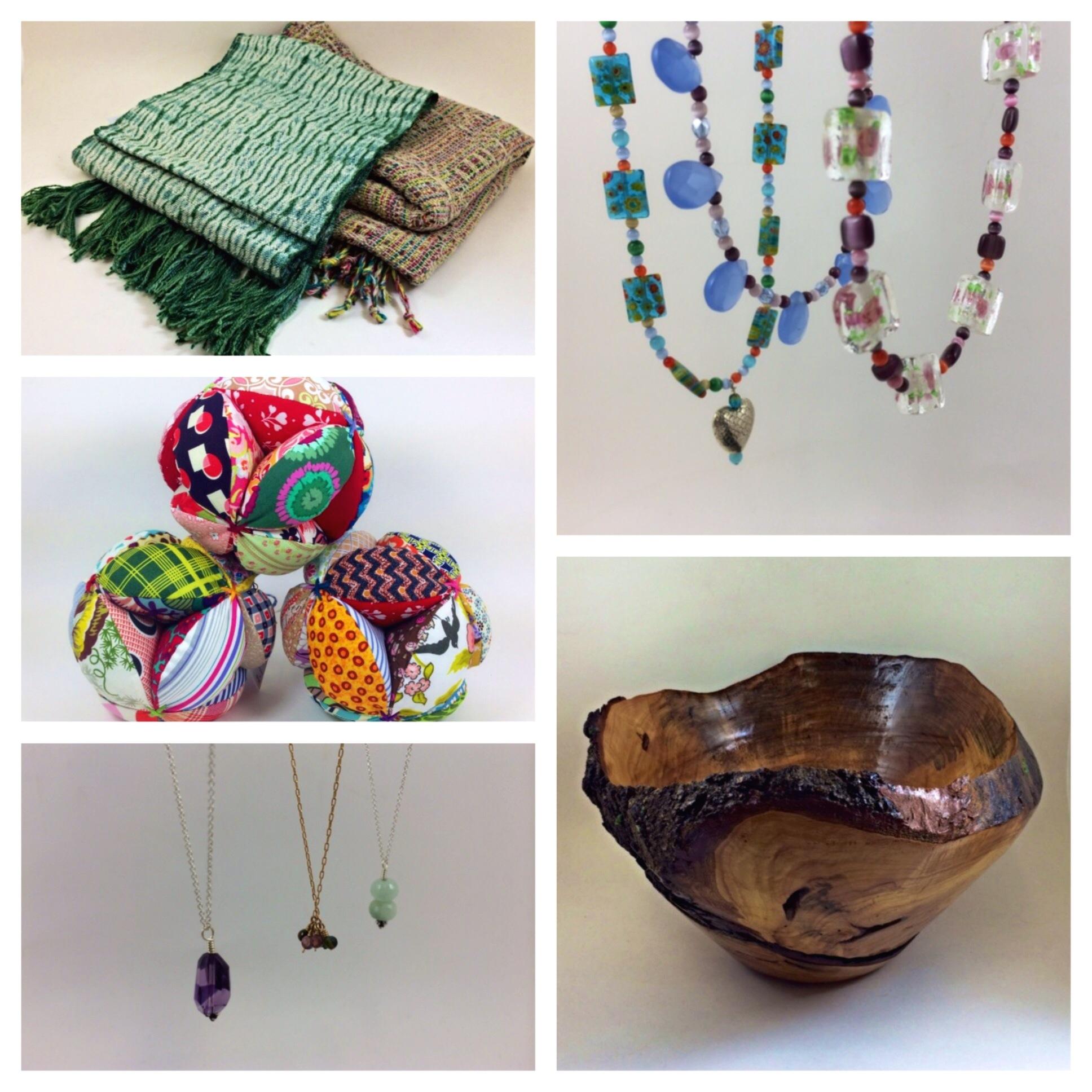 Craft Fair Goods In Brooklyn At Women's Exchange