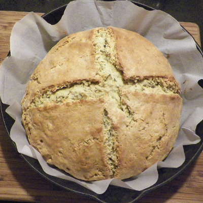 Piney Irish Soda Bread