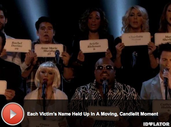 'The Voice:' Sandy Hook Shooting Victims Tributed with a Moving Hallelujah