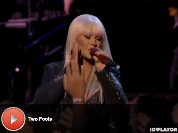 'The Voice:' Christina Aguilera and Blake Shelton Perform