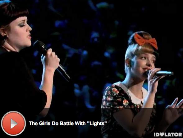 'The Voice:' Caitlin Michelle and Melanie Martinez