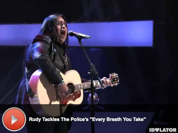 'The Voice:' Rudy Parris