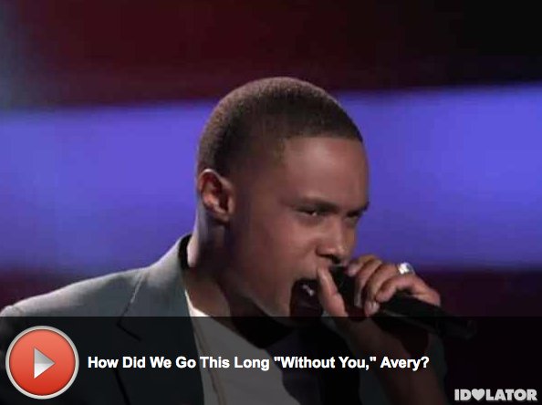 'The Voice:' Avery Wilson