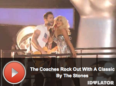 'The Voice:' Classic Rock Kickoff