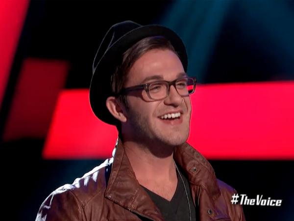 The Voice Luke Edgemon