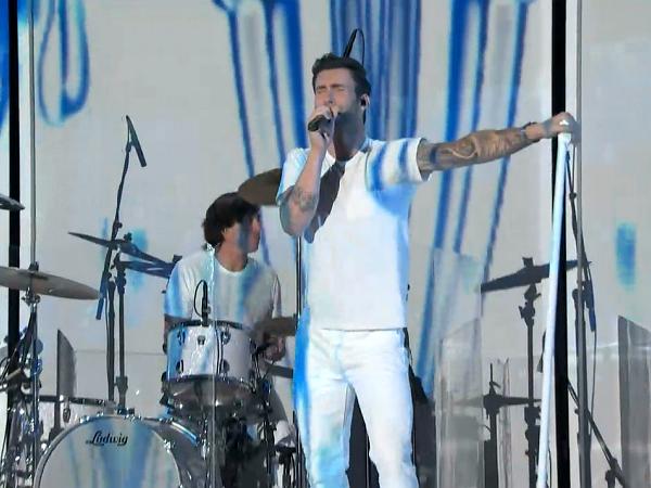 Maroon 5 on The Voice