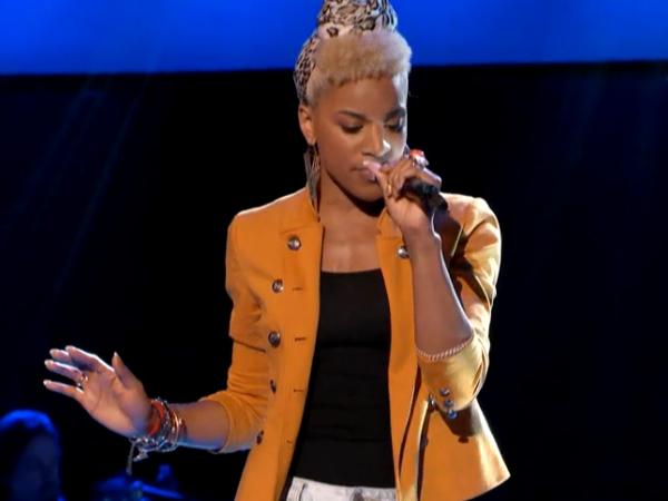 The Voice Ashley DuBose