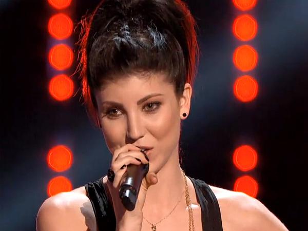 The Voice Briana Cuoco