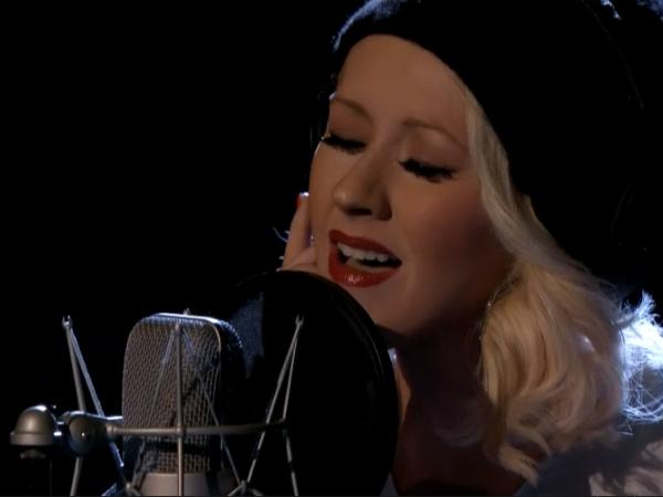The Voice Christina Big World
