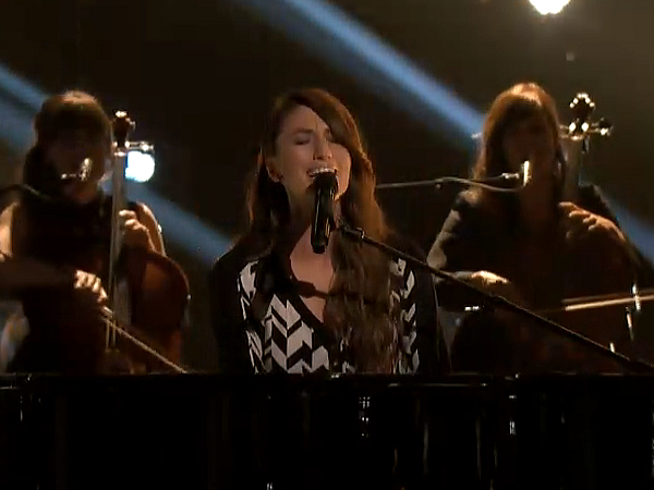The Voice Sara Bareilles