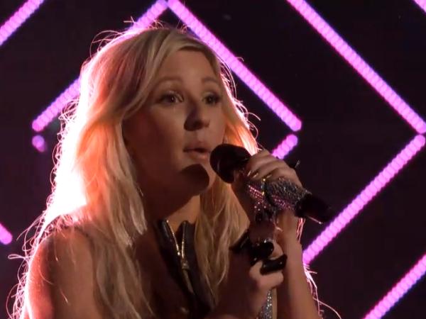 The Voice Ellie Goulding