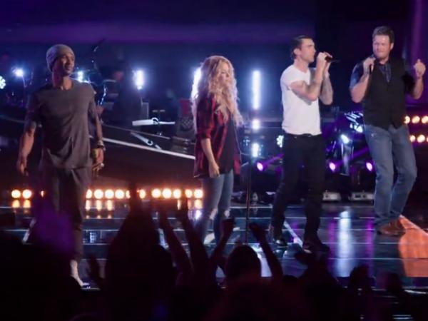 The Voice Season 6 Premiere Medley