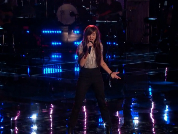 The voice knockouts 2 christina grimme