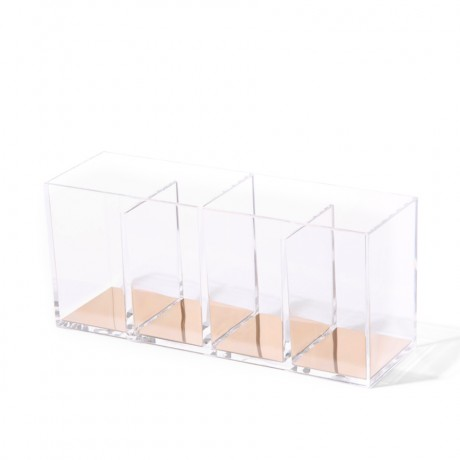 Isaac Jacobs Four Compartment Box