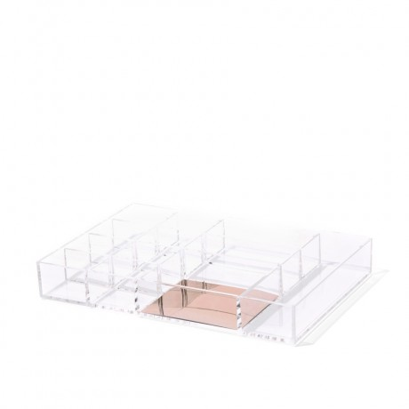 Isaac Jacobs Twelve Section Stackable Tray