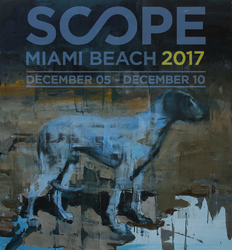 + Scope Miami, 2017, International Art Fair