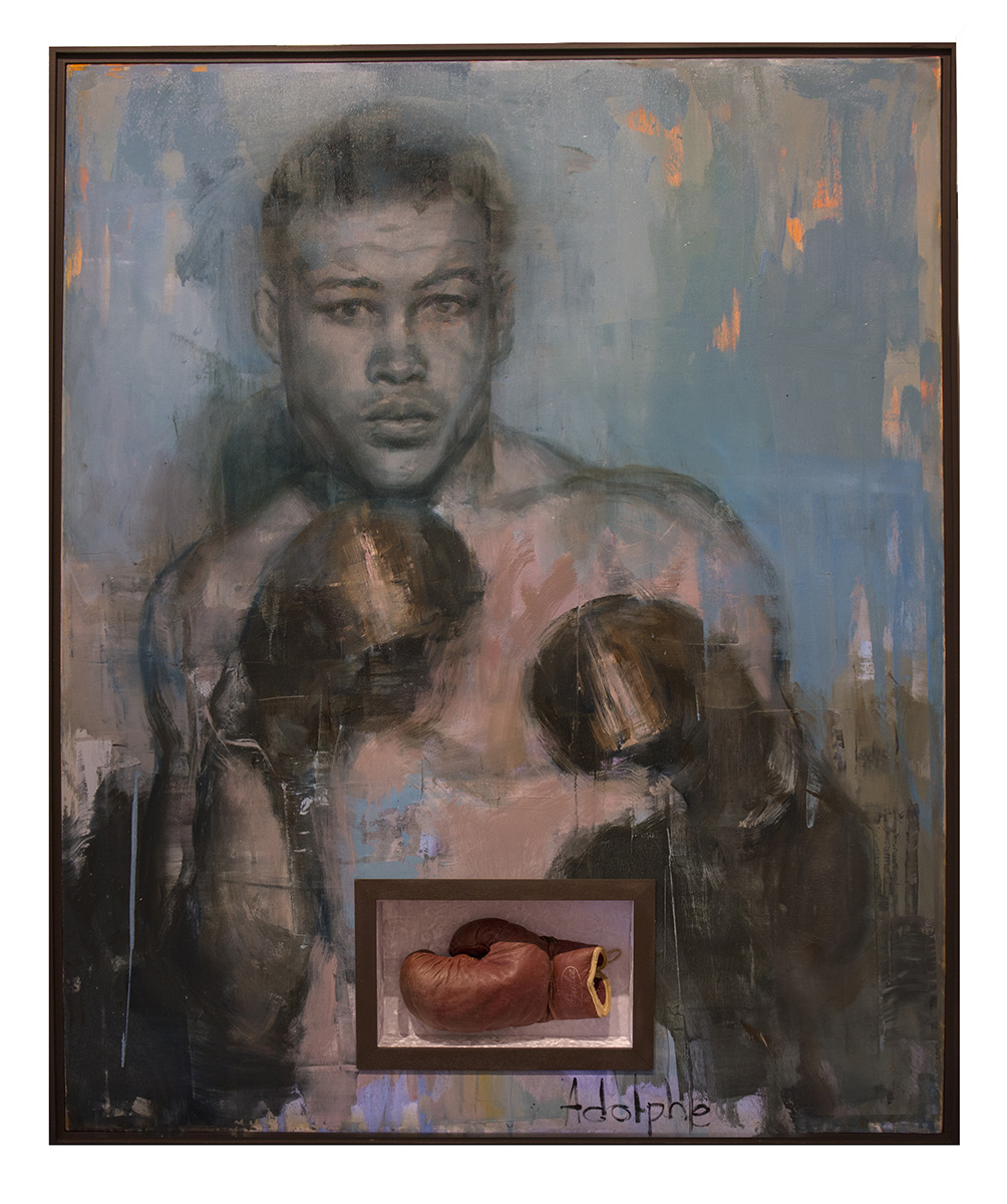 "Joe Louis, ""The Brown Bomber"""